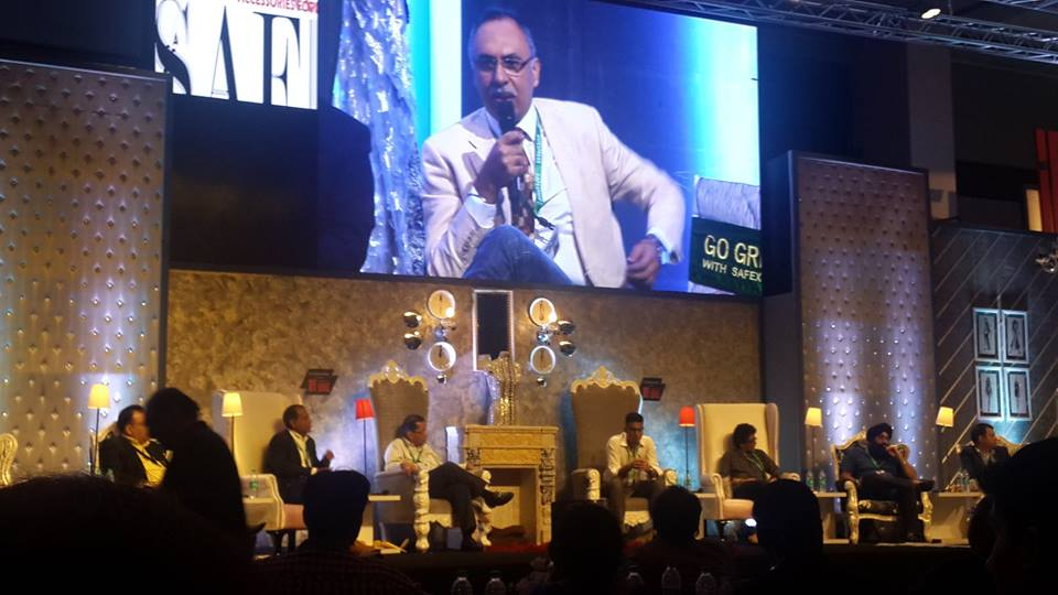 LOGIC ERP at the biggest business event of Fashion and Technology IFF 2016 Mumbai