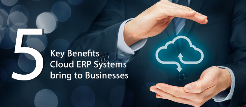 Cloud ERP Systems: Bringing Game-Changing Opportunities for Businesses