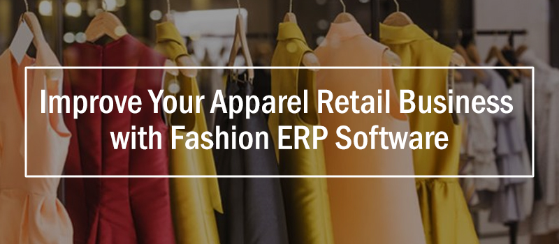 Fashion ERP Software