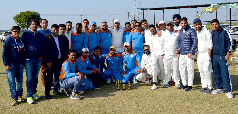 LOGIC T-20 Cricket Match
