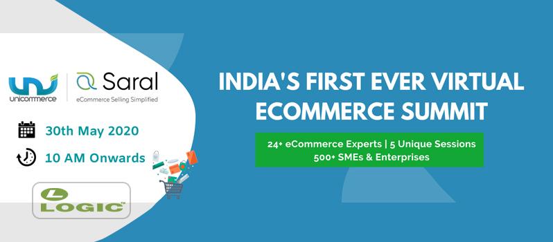 SARAL: India's First Virtual Mega eCommerce Summit