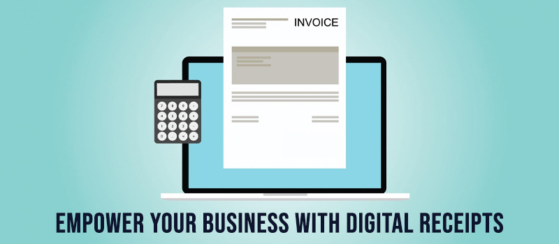 Why You Should Replace Paper Receipts With Digital Receipts?
