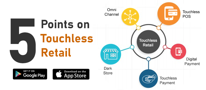 LOGIC Helps Retailers Conduct Touchless Retailing Business Practices