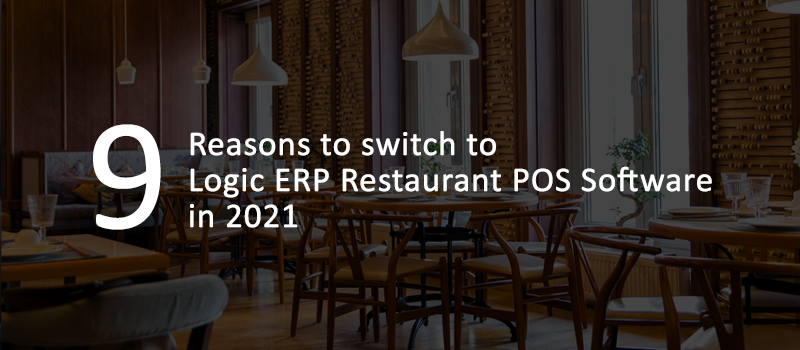 Why Use Restaurant POS Software In 2021?
