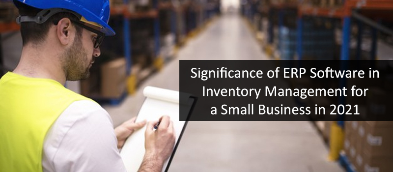 Why Inventory Management Is Necessary to Grow a Small Business?