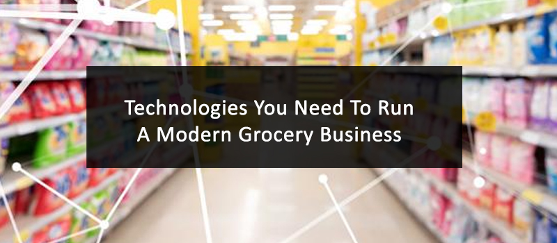 Transform Your Grocery Business With Logic ERP Software Solutions