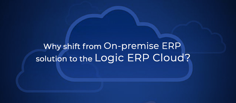 How Logic ERP Delivers Innovation, Scalability & Security with ERP Modernization?