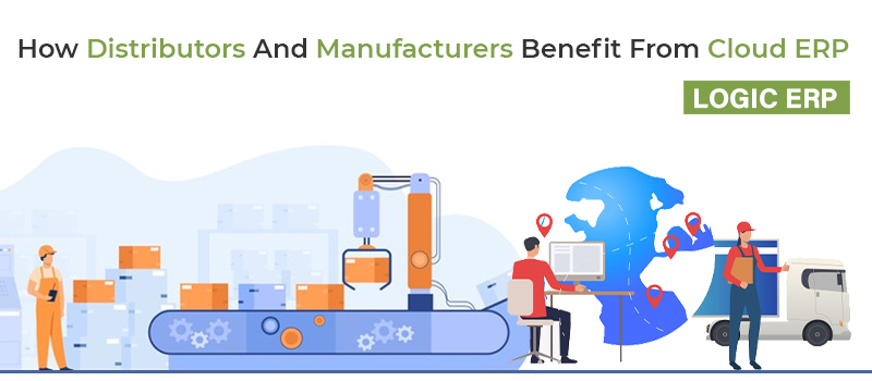 5 Reasons Manufacturers and Distributors Should Consider a Cloud ERP Solution