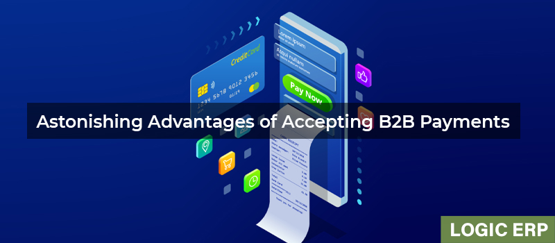 Astonishing Advantages of Accepting Online B2B Payments