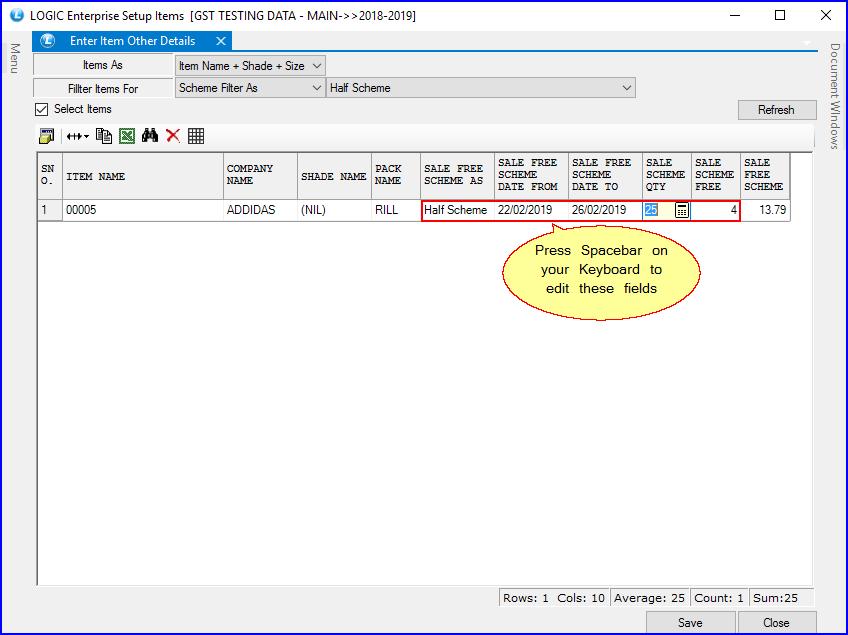 Enter-Item-Other-Details EditFields
