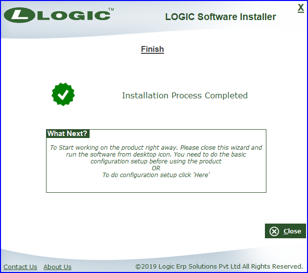 Installation-Finish-At-Node