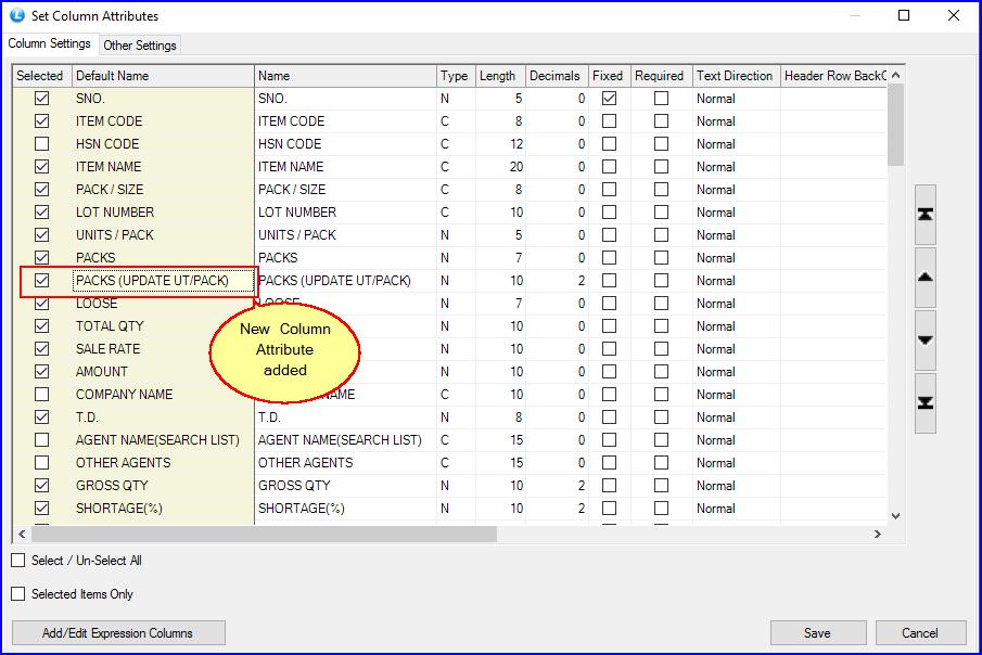 Packs-Update UT-Pack