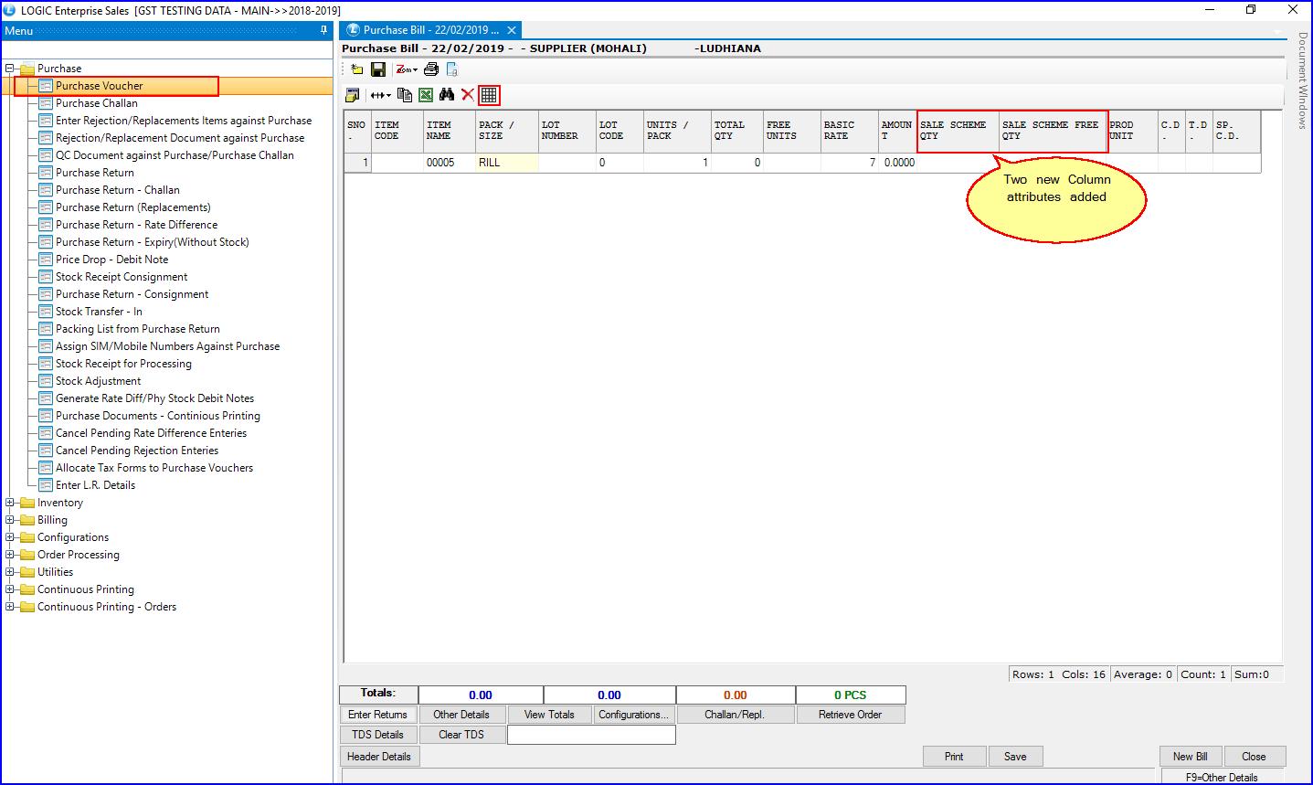 SaleScheme-Qty-&-FreeQty-Option