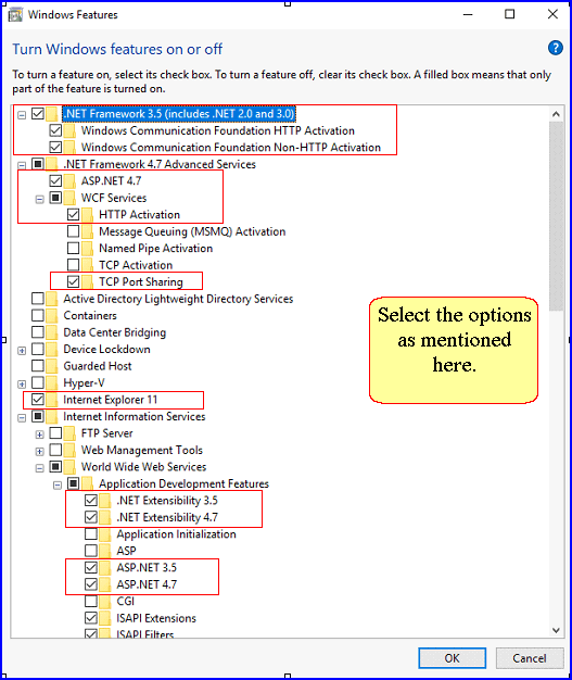 how to enable iis on win 10 ▷▷ a c i