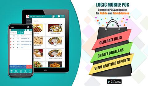 Logic Mobile POS App