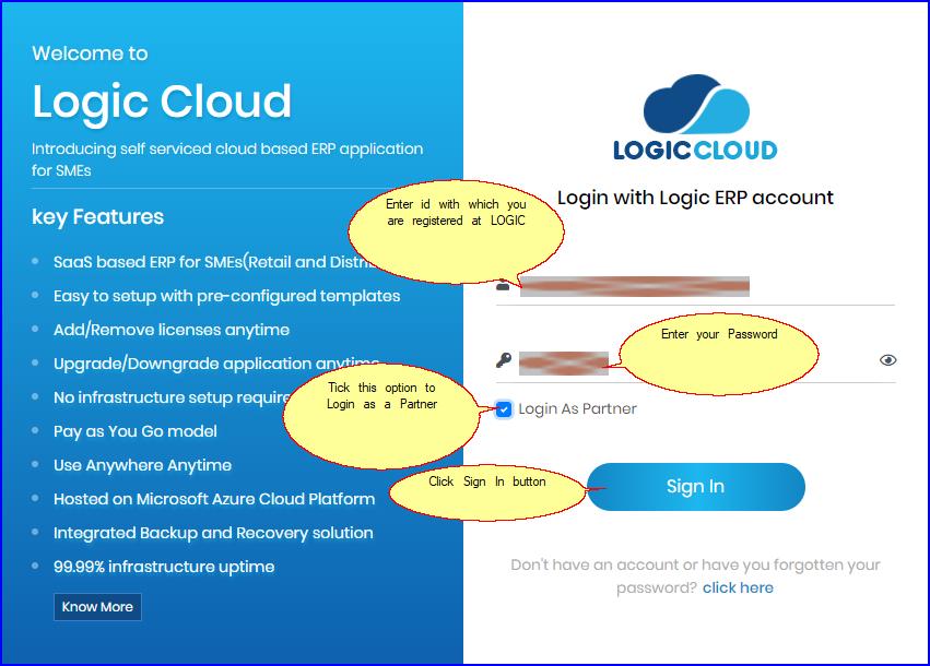 LOGICcloud-Partner