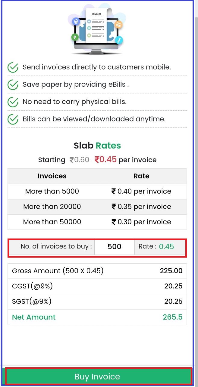 Buy-Invoice